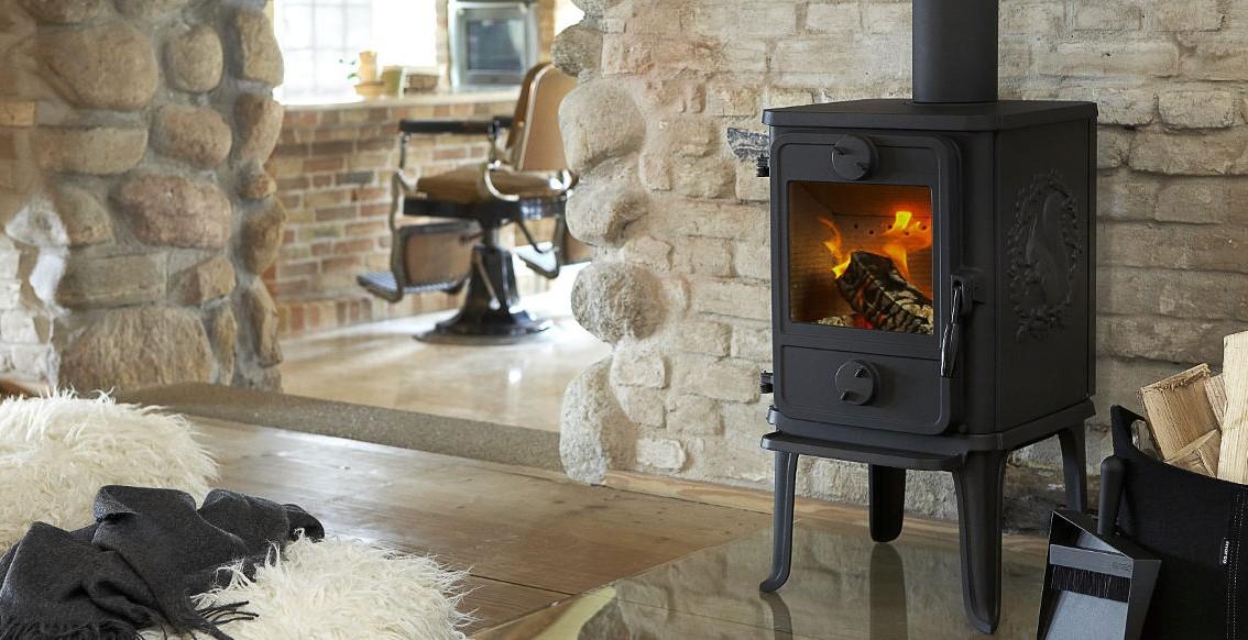 Stufe a legna, camini e accessori - Qui Scandinavia Design